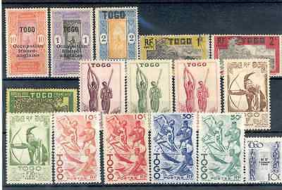Togo - Lot of Stamps