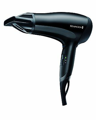 Remington D3010 Power Dry Hair Dryer - Black