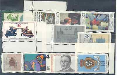Germany - Lot of Stamps 1975 MNH** (2)