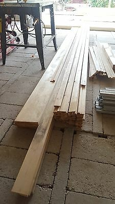 Georgian victorian reproduced moldings picture rail architraves joblot