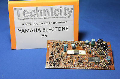 Yamaha Electone  E5 - Lc 22510  Board - Placa Lc 22510  - Tested
