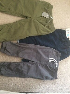 BNWT Boys Trousers 18-24 Months