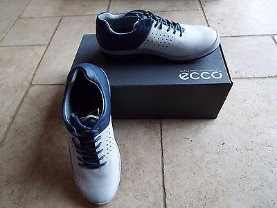 Ecco Mens Golf Biom Hybrid 2 spikeless golf shoe Size EU 41 UK 6.5 - 7