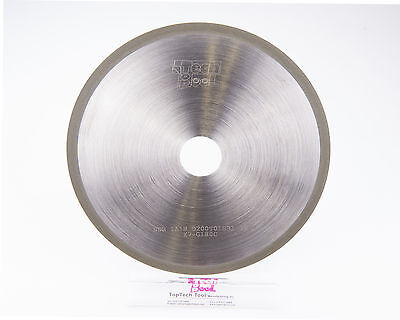TopTech Tool NDR 1A1 R D125T01H31.75X6-G180C DIAMOND CUT-OFF WHEELS