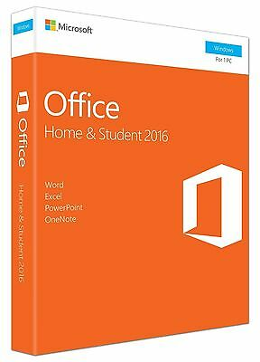 Microsoft Office 2016 Home and Student For 1 PC Serial Key Full Life