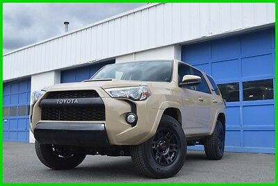 2016 Toyota 4Runner TRD Pro pecial Interior Navigation Special TRD Wheels Full Power Options Grace Note