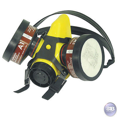 Painter mask Secura2000 /only Face steep without Filter