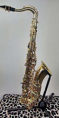 tenor saxophone Jupiter 500 in excellent condition no scratches and dents