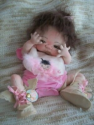 Jan Shackelford OOAK Special Edition Mother's Day Baby All original!