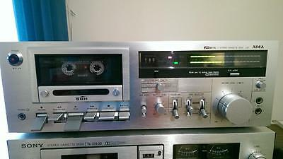 AIWA AD-L40 SGH heads tape recorder vintage audio boxed very rare