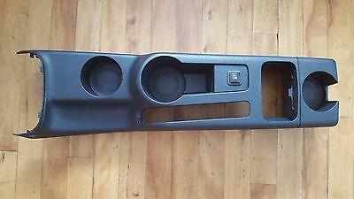 Vw Mk4 Center Console With Rear Cup Holder 99-05 Jetta Golf