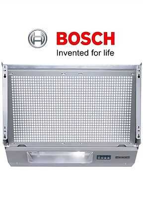 DHE635BGB 60cm Integrated Cooker Hood silver Bosch