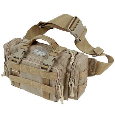 Maxpedition Proteus Versipack Molle Waist Belt Bag Travel Fanny Pack Molle Khaki