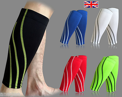 Calf Support Outdoor Exercise Compression Leg Sleeve Sports Running Cycling Jog