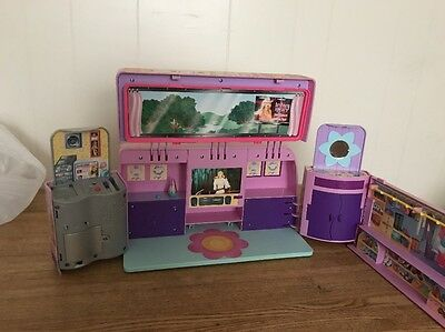 2001 Britney Spears Concert Tour Bus Van Play Set Oops I Did It Again Music