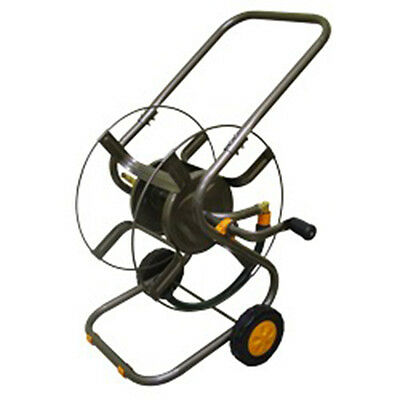"Holman Heavy Duty Steel Reel Trolley for 1/2"" and 3/4"" Hose RRP$199"