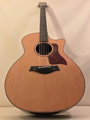 Taylor 514ce LTD Acoustic/Electric Guitar w/ Hardshell Case - Natural