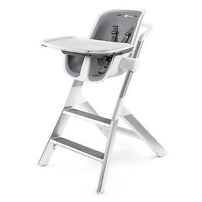4moms High Chair in White/Grey