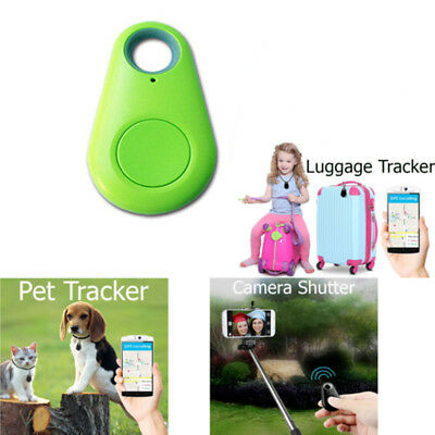 Green Car Motorcycle Tracker Spy Mini GPS Tracking Finder Device Track Pet Kids