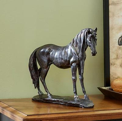 Hanoverian Horse Figurine Three Posts FREE SHIPPING (BRAND NEW)