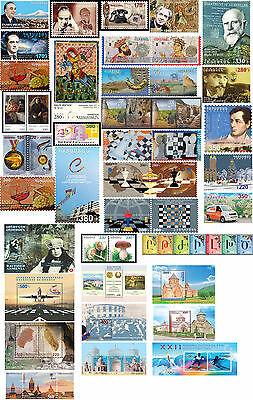 Armenia MNH** 2013 Stamp FULL YEAR SET Complete set Armenian stamps