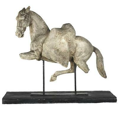 Altus Equine on Stand Statue World Menagerie FREE SHIPPING (BRAND NEW)