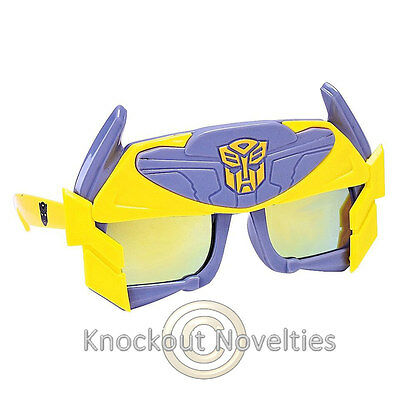 620f1cc29eb Sun-Staches Kids - Bumblebee Funny Novelty Silly Sunglasses Sun Glasses Gift