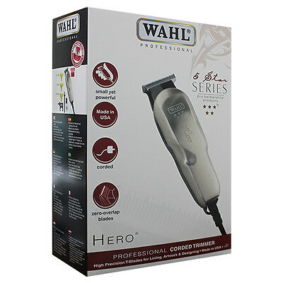 Wahl 5-Star Series Professional Hero Corded Trimmer 8991
