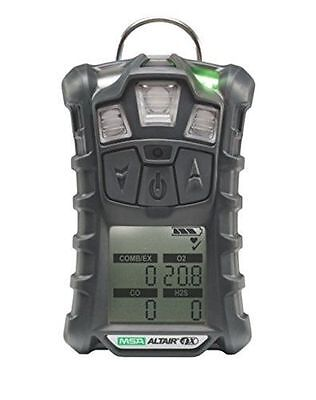 MSA ALTAIR 4X Gas Detector,LEL, O2, CO, H2S,Calibrated