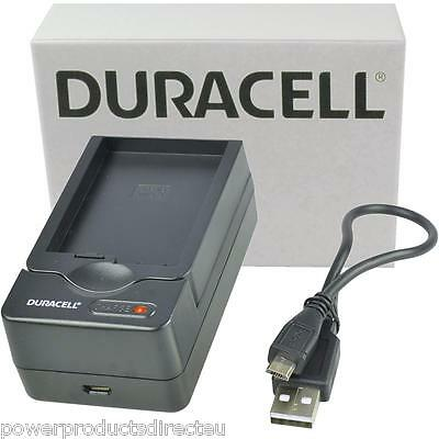 Nikon EN-EL15,ENEL15 camera battery charger from Duracell