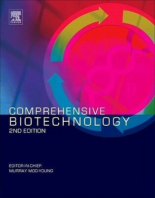 Michael Butler / Comprehensive Biotechnology /  9780444533524