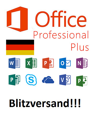 microsoft office 2016 professional plus vollversion lifetime office 365 eur 7 90 picclick de. Black Bedroom Furniture Sets. Home Design Ideas