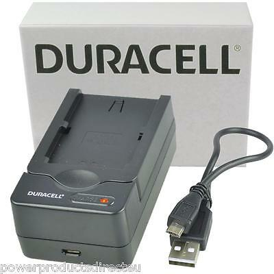 Canon LP-E6,LPE6 compatible camera battery charger from Duracell