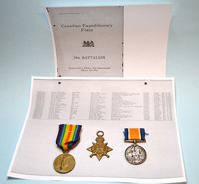 Father & Son Set of WWI & WWII Medals incl. Canadian Distinguished Flying Cross!