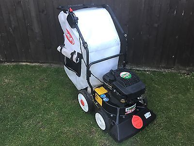 Ibea turbo 50 petrol Billy Goat Leaf Collector / Vacuum / multcher  (Commercial)