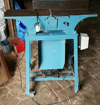 Surface Planer single phase