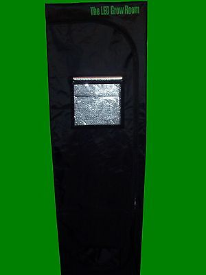 Grow Tent Skinny Stealth Drying Tent 60 x 60 x 200cm Tall.