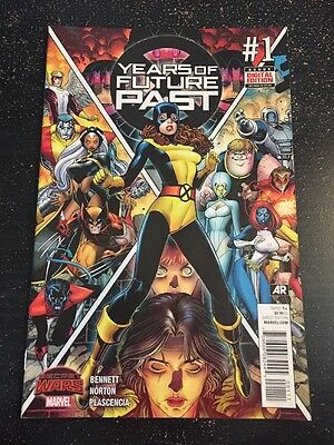 Years Of Future Past#1 Incredible Condition 9.4(2015) Art Adams Cover!!