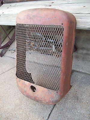 Vintage Allis Chalmers Tractor Grill Rat Rod Hot Rod Street Man Cave Garage