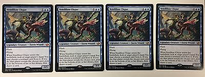 MTG Magic - [4x] VENDILION CLIQUE Modern Masters 2015 - SP