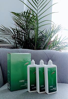 Easy Vision All Purpose Preservative Free Contact Lens Solution 250ml x9