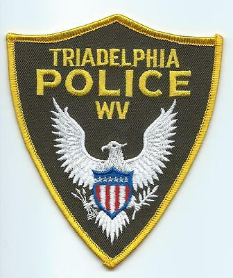 West Virginia Police Patch #101