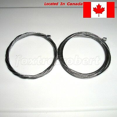 Bicycle Bike Gear Shift Cable Line Inner Wire. Approx 200cm. 2pcs