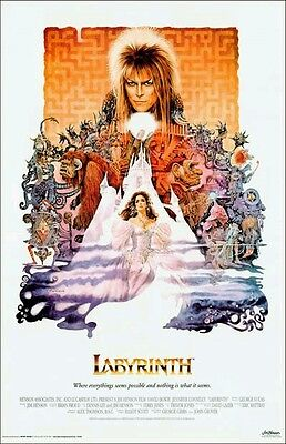 David Bowie Labyrinth Script Screenplay