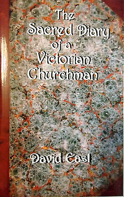 The Sacred Diary of a Victorian Churchman.  Humorous book. Religious spoof.