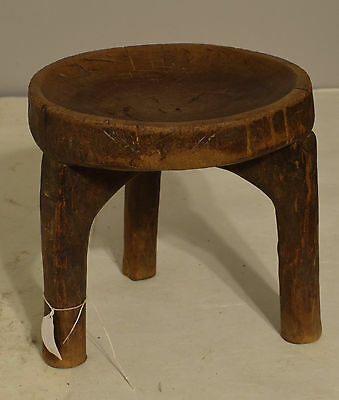 African Stool Gogo Wood Tanzania Prestige Chair Gogo Stool