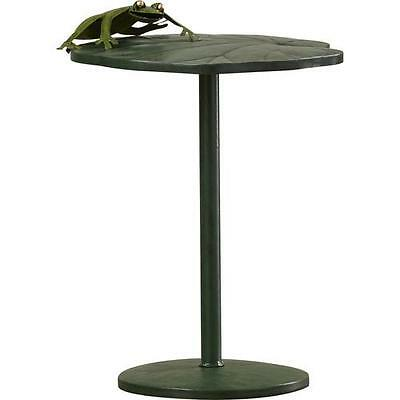Cao Frog Climbing Lotus Side Table Bay Isle Home FREE SHIPPING (BRAND NEW)