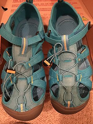 KEEN YOUTH SEACAMP SIZE 6 / Adult Fits 7-7.5 Water All Terrain Shoe New w Box