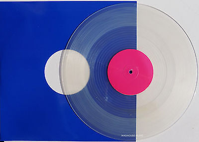 """PRINCE 12"""" Joy In Repetition 2 Track CLEAR Vinyl DJ Only 2016"""