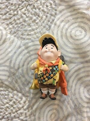 Rare DISNEY PIXAR UP MOVIE RUSSELL FIGURE